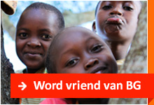 Word vriend van Blessed Generation
